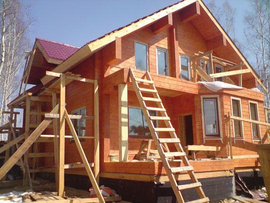 Построить дом с минимальными затратами